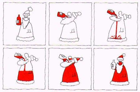 Wie entsteht ein Nikolaus