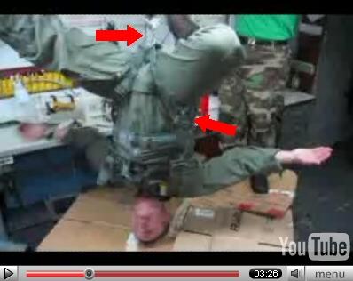 Betrug beim Video vom Flugzeugträger