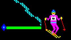 Polyplay DDR-Videospiel-Automat Abfahrtslauf